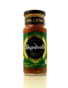 Sharwood's Mango Chutney | Buy Online at the Asian Cookshop